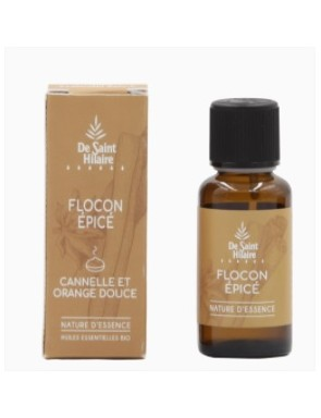 Flocon Epicé - 30 Ml